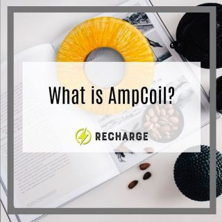 AmpCoil Session at The ReCharge Clinic in West Des Moines Iowa