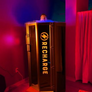Cryotherapy at The ReCharge Clinic West Des Moines Iowa
