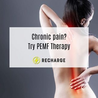 PEMF Therapy at The ReCharge Clinic West Des Moines Iowa