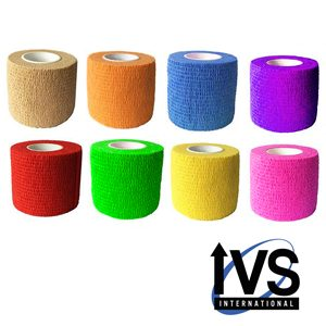 "2"" Cohesive Flexible Bandages"