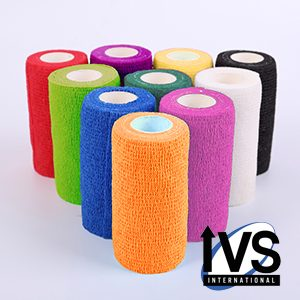 Cohesive Flexible Bandages
