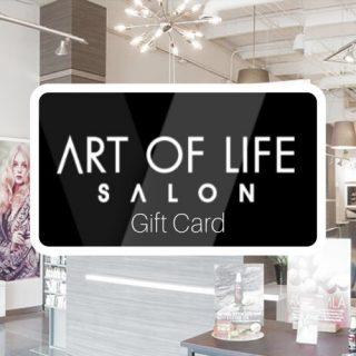 Art of Life Salon Gift Card