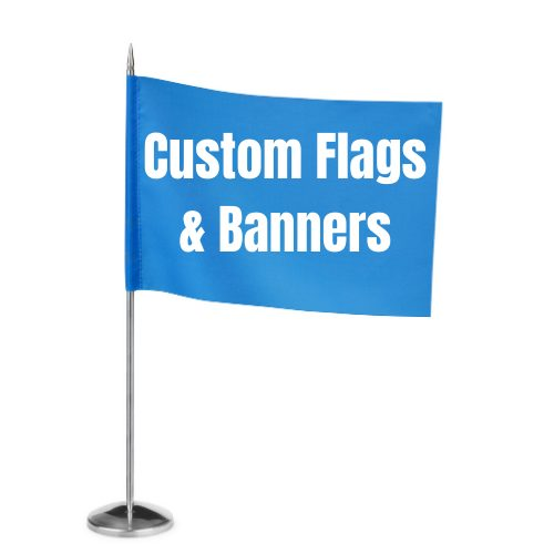 Custom Flags & Banners made for you in Des Moines, Iowa