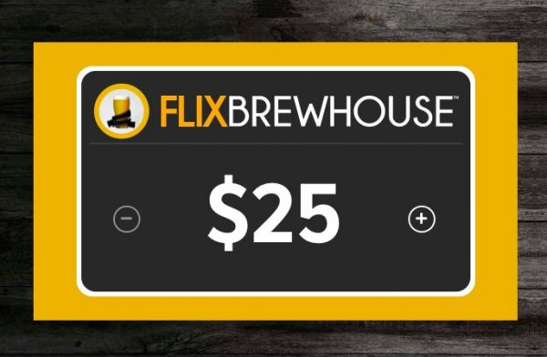 Flix Brewhouse Des Moines Gift Cards