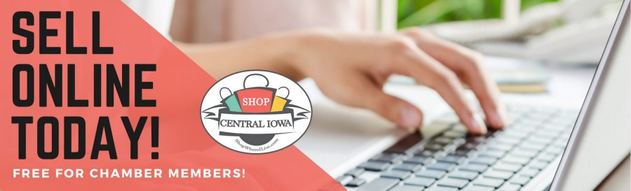 Sell online through Central Iowa Shop Where I Live