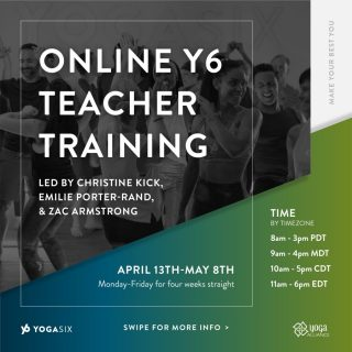 Online Y6 Teacher Training